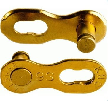 Za Rapida KMC Missing Link 9R Gold Ti-N 9 Viteze