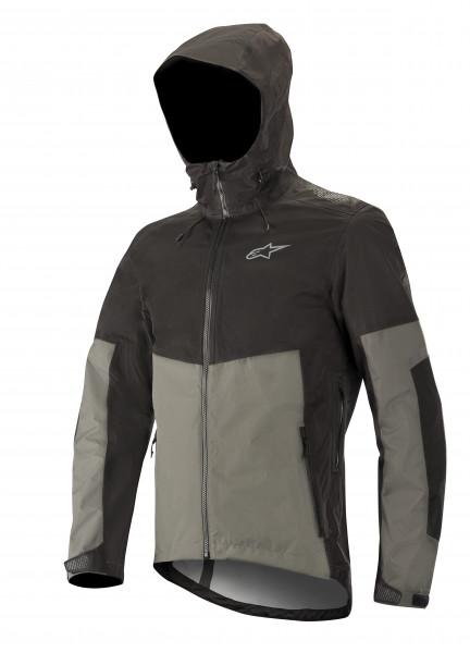 Jacheta Alpinestars Tahoe WP Black Dark Shadow L