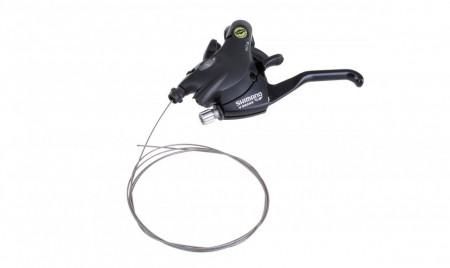 Manete frana/schimbator Shimano ST-EF29L- Stanga 3 Viteze