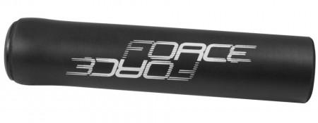 Mansoane Force Lox silicon, negre