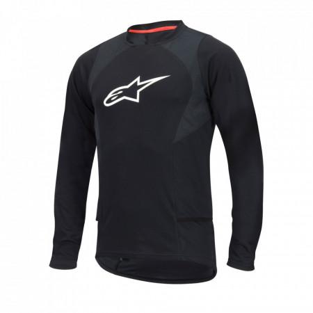 Bluza Alpinestars Drop 2 long Sleeve Jersey black/white S
