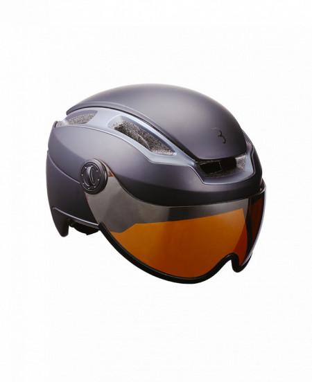 Casca BBB BHE-56F Indra FaceShield pentru eBike M