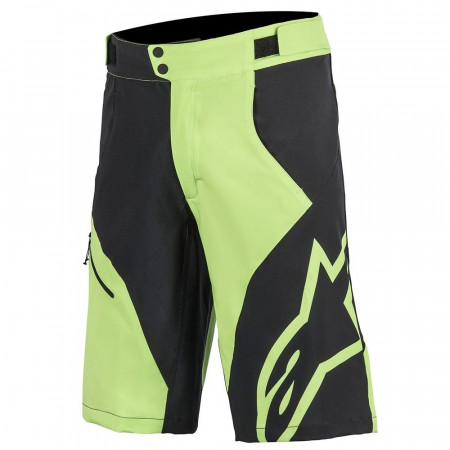 Pantaloni scurti Alpinestars Pathfinder Base Racing Shorts bright green/black 36