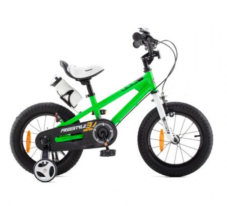 Bicicleta RoyalBaby Freestyle 16 Green