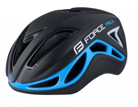 Casca Force Rex negru/albastru S/M