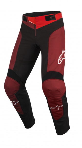 Pantaloni Alpinestars Youth Vector Anthracite Bright Red 26