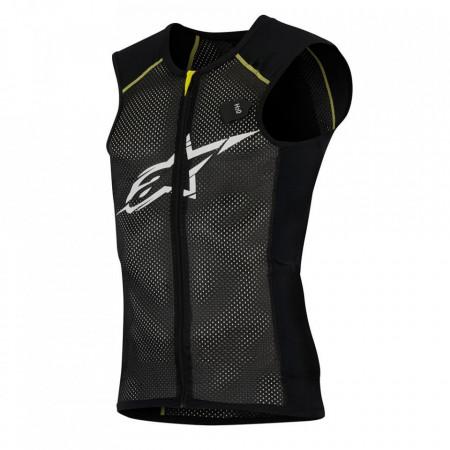 Vesta protectie Alpinestars Paragon Vest black/yellow L