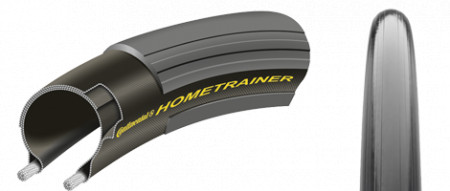 Anvelopa pliabila Continental Hometrainer II 32-622 700-32C negru