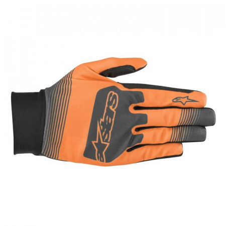 Manusi Alpinestars Teton Plus Orange Mid Gray M