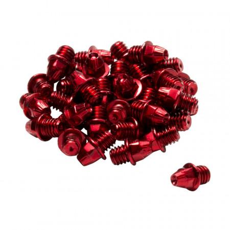 Pini pedale Reverse set 24 bucati rosii