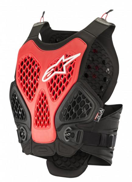 Armura Alpinestars Bionic Plus Protection Vest Negru/Rosu M/L