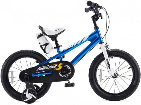 Bicicleta RoyalBaby Freestyle 16 Blue