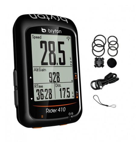 Ciclocomputer bicicleta BRYTON RIDER 410E GPS
