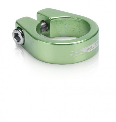 Colier Tija Sa XLC PC-B05, 34.9mm, Cu Imbus, Verde Lime