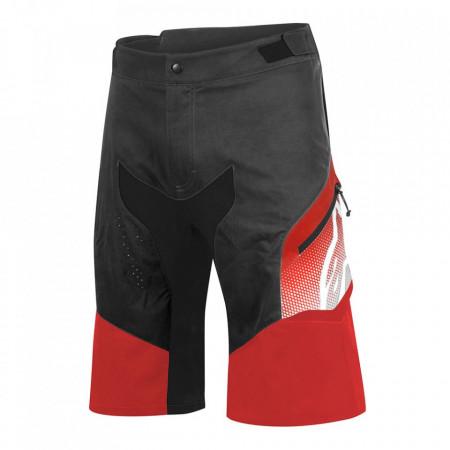 Pantaloni scurti Alpinestars Predator black/red 30