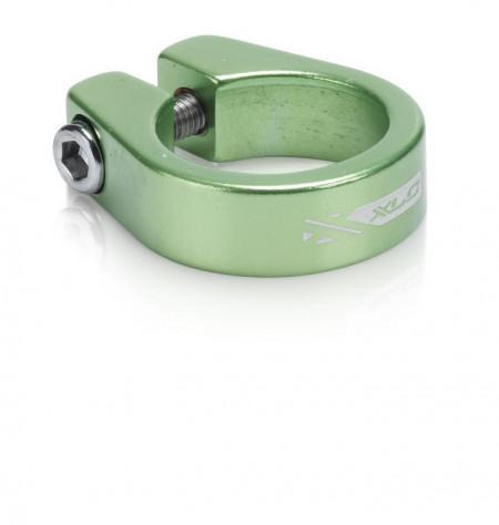 Colier Tija Sa XLC PC-B05, 31.8mm, Cu Imbus, Verde Lime