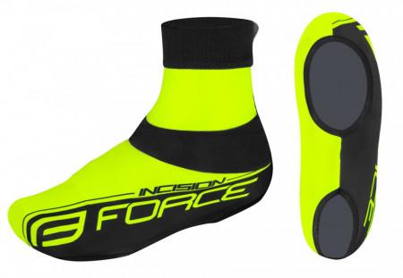 Huse pantofi Force Incision Fluo-Black L-XL