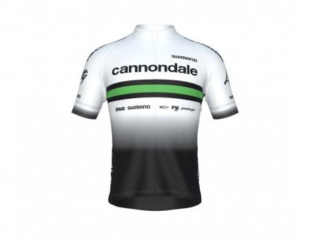 Jersey Cannondale CFR Team Replica white