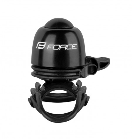 Sonerie Force DING DONG 19.2-31.8mm Neagra