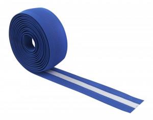 Benzi de ghidon perforate Force Eva, albastre
