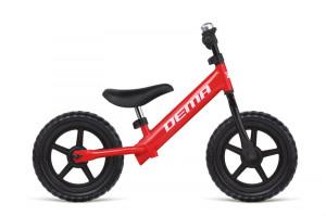 "Bicicleta Copii fara Pedale 12"" DEMA BEEP PVA Rosu"