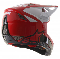 Casca Alpinestars Missile PRO Cosmos Red/White/Glossy L