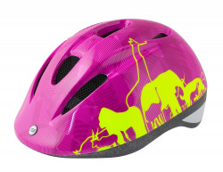 Casca Force Fun Fun Animlas Fluo/Pink M