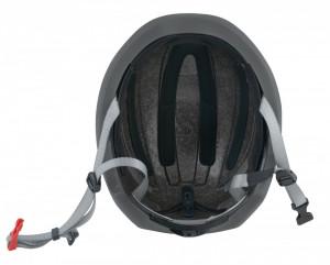 Casca Force Orca Negru Mat/Gri L/XL