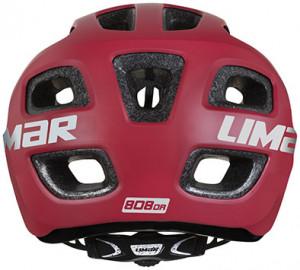 Casca Limar 808DR - Matt rosu inchis unisex - L (54-60)