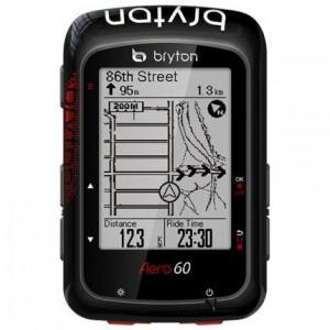 Ciclocomputer bicicleta BRYTON AERO 60E GPS doar computer