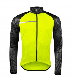 Jacheta Force Windpro Fluo/Negru XL