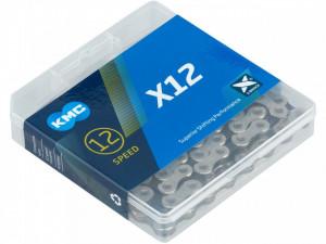 """Lant KMC """"X12"""" Silver/Black 126 zale"""