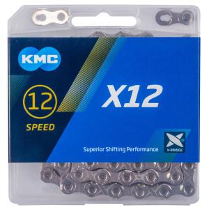 Lant KMC X12 Silver X12 126 Zale