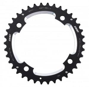 Placa pedalier BBB MTBGear comp. 2x10 Sram XX 38T/120 mm