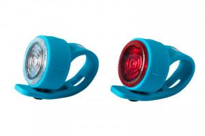 Set Flash cu Baterii EXTEND FLOPPY Albastru