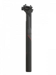 Tija sa CROSSER SP-C255 27.2*350mm - negru/rosu
