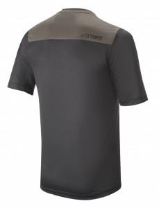 Tricou Alpinestars Alps 4.0 SS Jersey Black/Dark shadow XL
