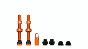 Valve Tubeless Muc-Off Presta MTB 44mm Portocalii