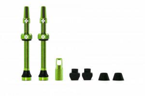 Valve Tubeless Muc-Off Presta MTB 60mm Verzi