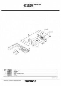 ARC A PT. DISPOZITIV SHIMANO TL-BH62