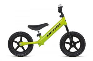 "Bicicleta Copii fara Pedale 12"" DEMA BEEP PVA Verde"