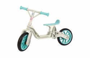 Bicicleta Copii Polisport Bb Crem Mint 12 Inch, fara pedale, ergonomica, abtibilde