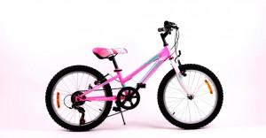 Bicicleta Sprint Calypso 20 2021 6V Roz Mat