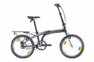 Bicicleta Sprint Tour 20 2021 Nexus 3 albastra