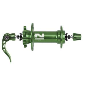 Butuc Fata NOVATEC ,D771SB/A (3-1) - 32H Verde Anodizat