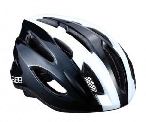 Casca BBB Condor BHE-35 negru/alb L