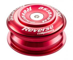 Cuvetarie Reverse Twister semi-integrata 44mm rosie