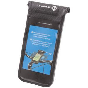 "Husa + Suport Smartphone M-WAVE ""BLACK BAY"""