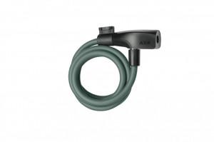 Incuietoare cablu AXA Resolute 120/8 - Army Green
