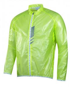 Jacheta Force Lightweight verde fluo S